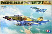 Tamiya 60310 McDonnell Douglas F-4E Phantom II Early Prod. 1/32 scale kit