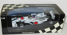 1/18  BAR Honda  Showcar Season 2000   Jacques Villeneuve