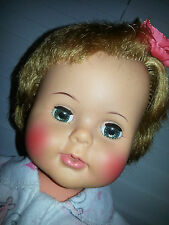 "Vintage Ideal Toy Corp ""  Kissy "" Doll K-22 ~ 1960's"