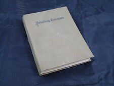 1907 HEIDELBERG CATECHISM, CENTRAL PUBLISHING RELIGIOUS BOOK