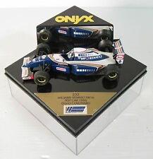 williams renault fw-16 onyx 1/43 come nuova, coulthard test car 1995