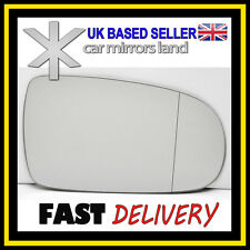 Right Driver Wing Car Mirror Glass BLIND SPOT VAUXHALL CORSA C 2001-2006