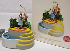 2006 HALLMARK Dorothy and the Munchkins THE WIZARD OF OZ Magic Ornament NEW