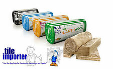 Earthwool Ceiling (Wall) Insulation Batts - R5.0 X 580 X 210mm - $69.75 Bag