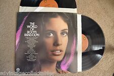 WORLD OF BOOTS RANDOLPH Sexy Covergirl JAZZ 2 RECORDS LPS VG++