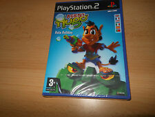 PS2 Agent Hugo Hula Holiday, UK Pal, Brand New & Sony Factory Sealed