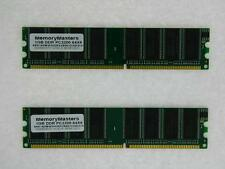 2GB 2x 1GB PC3200 DDR Apple PowerMac G5 Memory M9654G/A