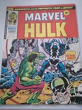 The Mighty World of Marvel Starring The Incredible Hulk Issue 186 UK Comic