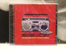UNDERGROUND SCIENCE NAPLES - SCIENZE SOTTERRANEE CD NUOVO SIGILLATO NEW POLO