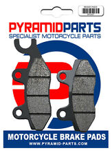 Kymco 125 Movie 1999 Front Brake Pads