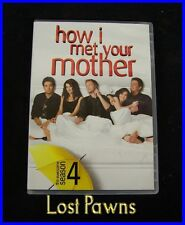 How I Met Your Mother The Awesome Season Four 3 Disc DVD Set