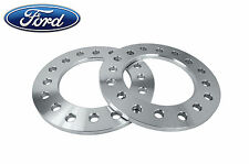 """2 PC 8 LUG WHEEL SPACERS FOR FORD F-350 DUALLY 1/2"""" THICK 8X200MM SHIPS TODAY"""