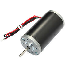 31ZY DC 12V 6500rpm Magnetic Tubular Motor High Torque Brushed Motor