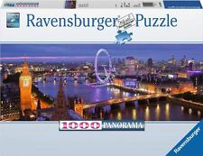 RAVENSBURG*PANORAMA PUZZLE*1000 TEILE*LONDON BEI NACHT*15064*OVP