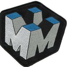 Fringe ecusson logo massive dynamic Peter Bishop Massive dynamic patch