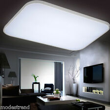 Modern 36W LED Ceiling Down Light Fixture Pendant Lamp Bedroom Kitchen Lighting