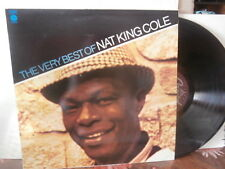 "nat king cole""the very best of"".lp12""capitol:uk.de 1986"