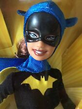 DC Comics Barbie As Batgirl 2003 Barbara Gordon Black Matching Outfit