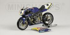 MINICHAMPS 122 011203 Ducati 996 model bike J Reynolds Superbike Champion 1:12th