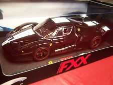 HOT WHEELS ELITE L7398 FERRARI FXX ENZO 70 RARE BLACK LIMITED EDITION 1/18 NIB