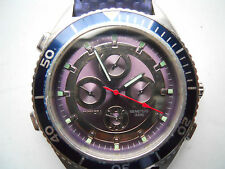 INVICTA CHRONOGRAPH LEATHER MAN'S WATCH.MODEL NUMBER IS 2920