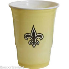 New Orleans Saints 24 -18 oz. Game Day Cups