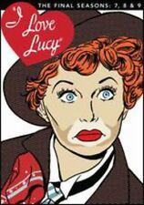 I Love Lucy: The Final Seasons - 7, 8 & 9 [4 Discs] (2012, DVD NIEUW)4 DISC SET