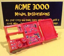 Corgi 490 VW Breakdown Recovery Pickup Truck Reproduction Repro Equipment Box