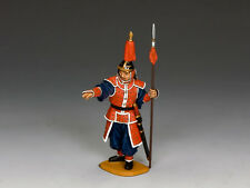 IC070 Standing Officer Reporting by King & Country