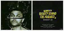 THE WEEKND Beauty Behind The Madness 2015 Ltd Ed NEW Sticker +FREE Stickers! XO