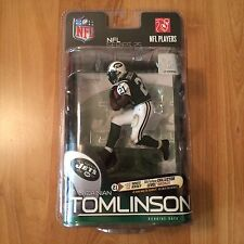 NEW YORK JETS LADAINIAN TOMLINSON NEW 2010 ACTION FIGURE McFARLANE SPORTSPICKS