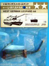 Tamiya Switch for West German Leopard A4 1/16 18 modellismo