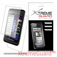 XtremeGuard Clear LCD FULL BODY Screen Protector Shield Skin For Blackberry Z10