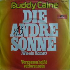 "7"" 1976 RARE ! BUDDY CAINE : Die andre Sonne /VG+?"