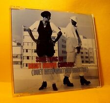MAXI Single CD Bobby Brown  Whitney Houston Something In Common 3TR 1993 Hip Hop