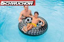 Intex Monster Truck Tube Luftmatratze Schwimmreifen Reifen Pool Schwimmring