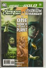 DC Comics Brave & Bold Vol 2 #19 Jan 2009 Green Lantern & Phantom Stranger NM