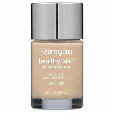 Neutrogena Healthy Skin Liquid Makeup SPF 20, Buff 1 fl oz