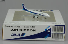 ANK Air Nippon Airbus A320 Reg:JA8387 JC Wings 1:400 Diecast Models XX4831