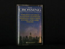 The Crossing. Film Soundtrack. Cassette Tape. 1990. Crowded House Kate Ceberano