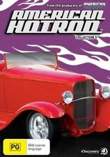 American Hot Rod : Collection 5 (DVD, 2009, 4-Disc Set)
