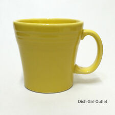 Fiestaware Tapered Mug 15oz Sunflower Yellow  Homer Laughlin China Fiesta