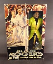 "Mego 1979 Buck Rogers Draco 12 1/2"" Action Figure - BOXED (369)"