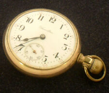 B51 Hamilton 927 Private Label Antique Gold Filled Pocket Watch c. 1904 *RUNS*