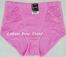 GIRDLE PANTY High-Waist Briefs Tummy Control Shaper GL7066 Size: 3XL, Pink