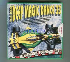 Deep Magic Dance 33, house - electro, CD