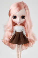 "12"" Neo Blythe Doll from Factory - Pink Long Hair"