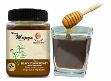 Mujeza Black Seed Honey (Black Cumin) 500g/17.6oz Raw Honey