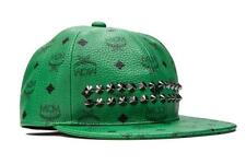 MCM Stark Hat in Paradise Green Size Small ( 57 CM ) Brand New With Tags