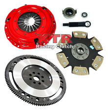 XTR STAGE 4 CLUTCH KIT & CHROMOLY FLYWHEEL for HONDA CIVIC Si DEL SOL VTEC B16A2